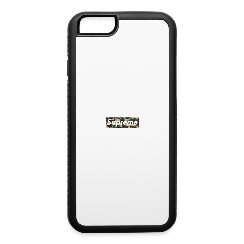 Supreme IPhone Case|Army filter - iPhone 6/6s Rubber Case