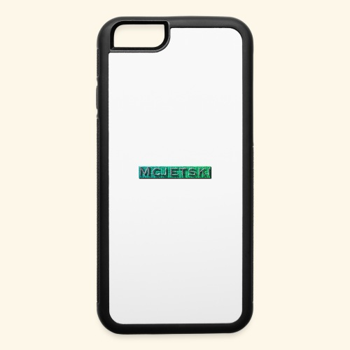 Channel - iPhone 6/6s Rubber Case