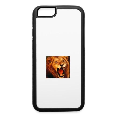 Roaring Lion jpg - iPhone 6/6s Rubber Case
