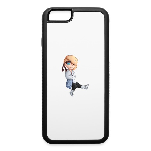 Martial Art Master Waifu Pancakes - iPhone 6/6s Rubber Case