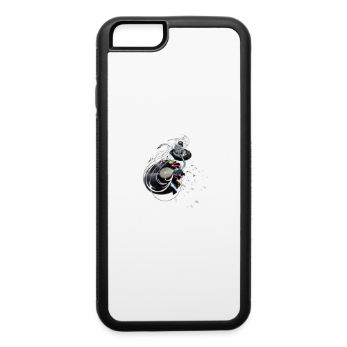 dj - iPhone 6/6s Rubber Case