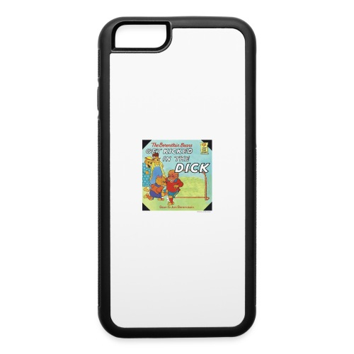 kicked in the dick - iPhone 6/6s Rubber Case