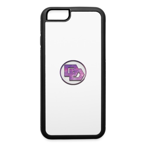 DerpDagg Logo - iPhone 6/6s Rubber Case