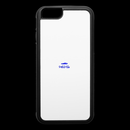 Blue 94th mile - iPhone 6/6s Rubber Case