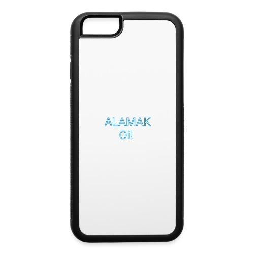 ALAMAK Oi! - iPhone 6/6s Rubber Case