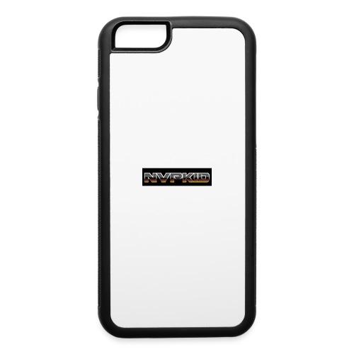nvpkid shirt - iPhone 6/6s Rubber Case