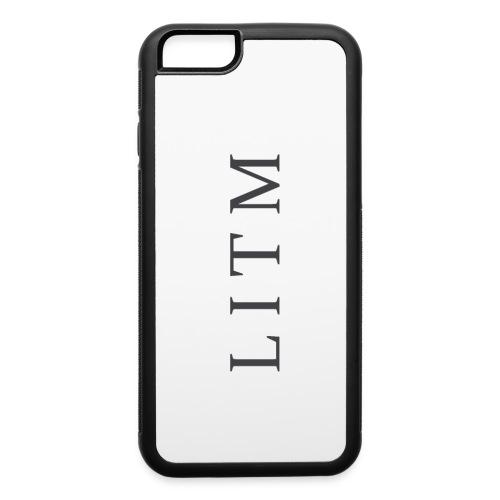 LITM phonecase - iPhone 6/6s Rubber Case