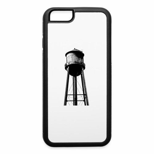 Water Tower - iPhone 6/6s Rubber Case