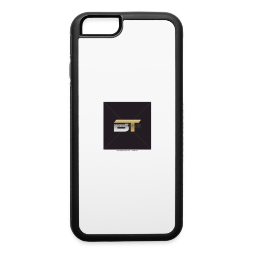 BT logo golden - iPhone 6/6s Rubber Case