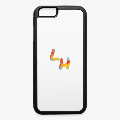 Los Hermanos Logo - iPhone 6/6s Rubber Case