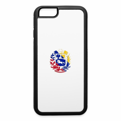 Coat of arms (Venezuela) - iPhone 6/6s Rubber Case