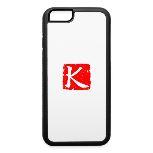ChineseKuang Icon - iPhone 6/6s Rubber Case