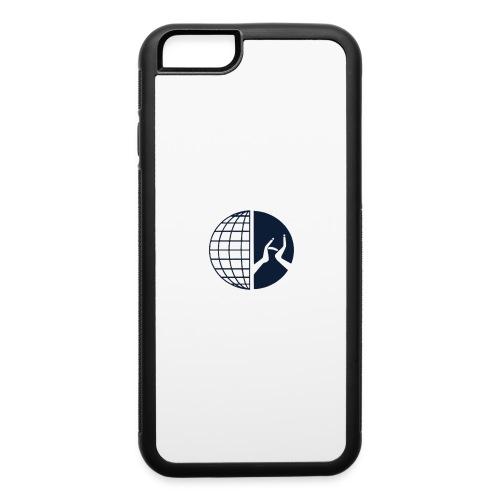 DMI Logo Dark Blue - iPhone 6/6s Rubber Case