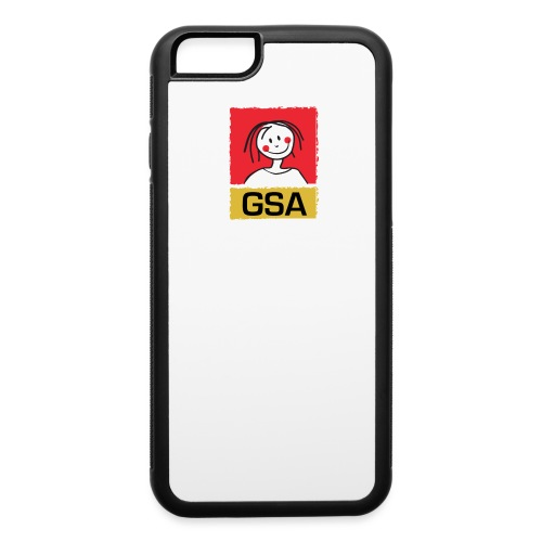 GSA Logo - iPhone 6/6s Rubber Case