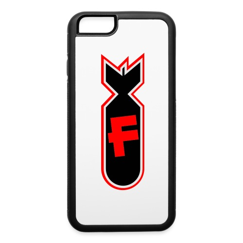 Character Crusade Fbomb - iPhone 6/6s Rubber Case