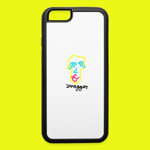 "the ""avanteswag"" merch - iPhone 6/6s Rubber Case"