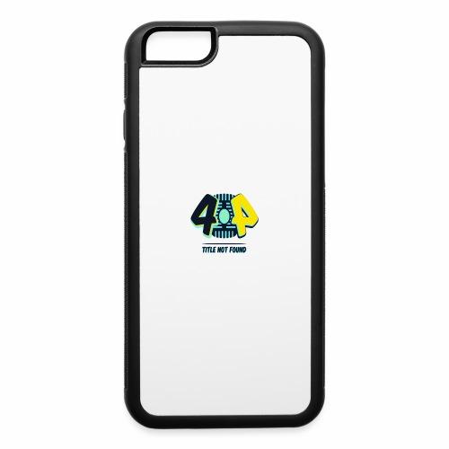404 Logo - iPhone 6/6s Rubber Case