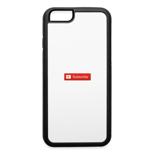 YOUTUBE SUBSCRIBE - iPhone 6/6s Rubber Case