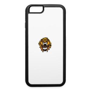 Lion Graphic - iPhone 6/6s Rubber Case