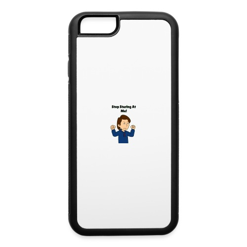 Stop Staring At Me! - iPhone 6/6s Rubber Case