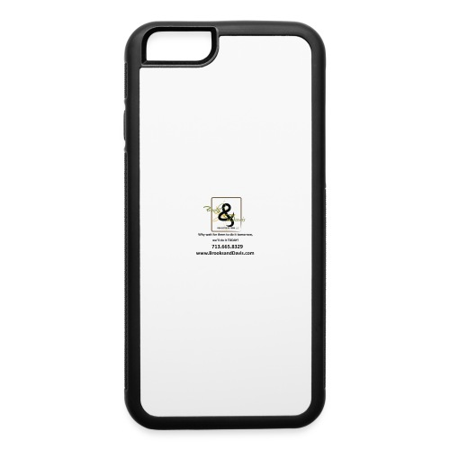 Brooks Davis - iPhone 6/6s Rubber Case