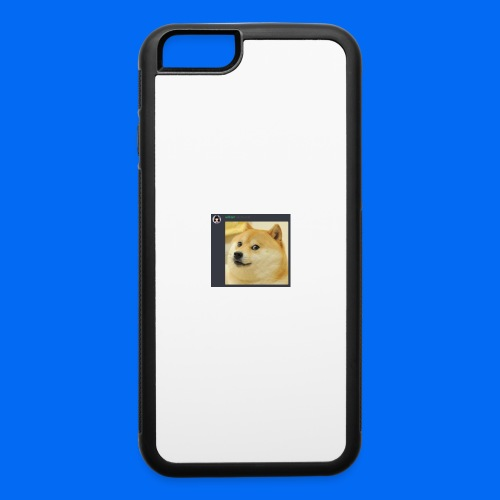 Doge Shirt - iPhone 6/6s Rubber Case