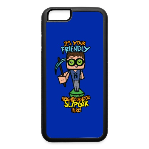 friendly i6 - iPhone 6/6s Rubber Case