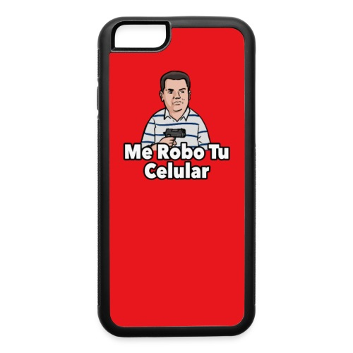 cell i6 - iPhone 6/6s Rubber Case