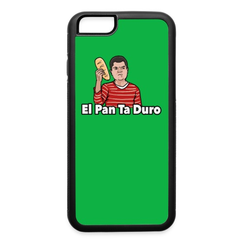 pan i6 - iPhone 6/6s Rubber Case