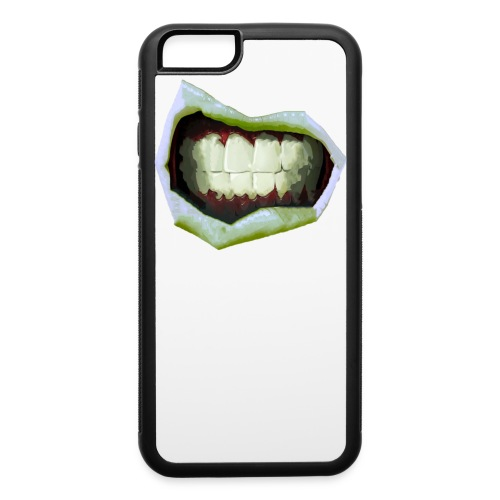 2 Mouth3temp png - iPhone 6/6s Rubber Case