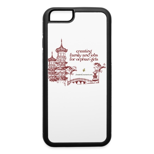 Josiah's Covenant - creating family - iPhone 6/6s Rubber Case