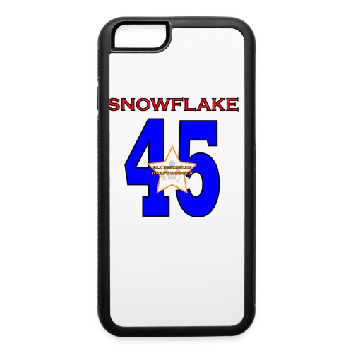 president SNOWFLAKE 45 - iPhone 6/6s Rubber Case