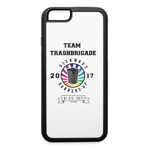 TrashBrigade 2017 - iPhone 6/6s Rubber Case