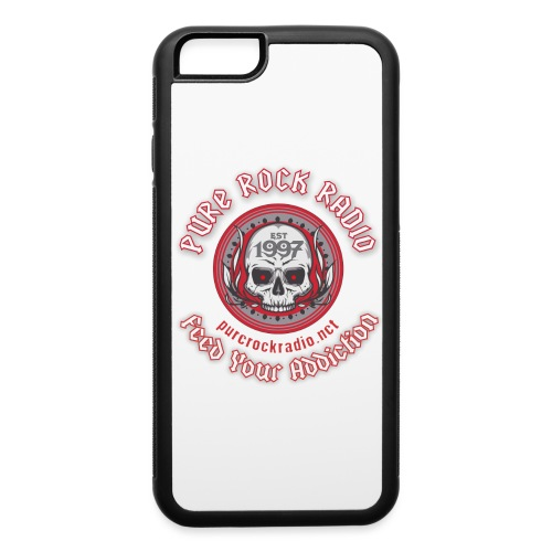 PUREROCKRADIO darkback radioflag PNG png - iPhone 6/6s Rubber Case