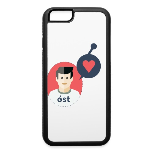 the OSTonian - iPhone 6/6s Rubber Case