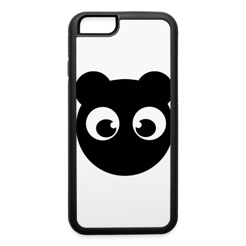 BearBun - Black - iPhone 6/6s Rubber Case