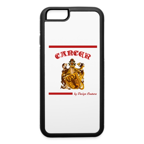 CANCER RED - iPhone 6/6s Rubber Case