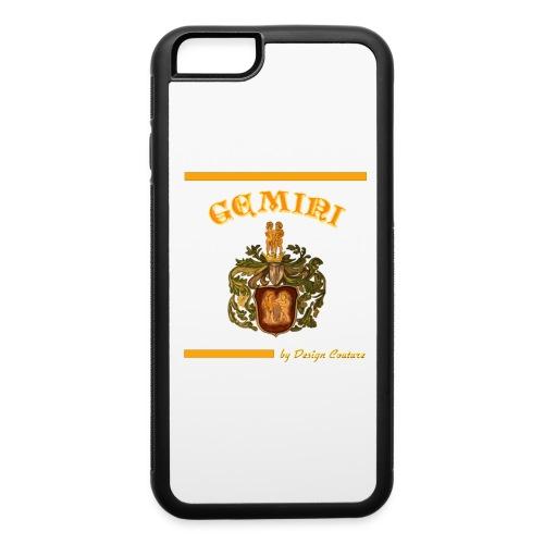 GEMINI ORANGE - iPhone 6/6s Rubber Case