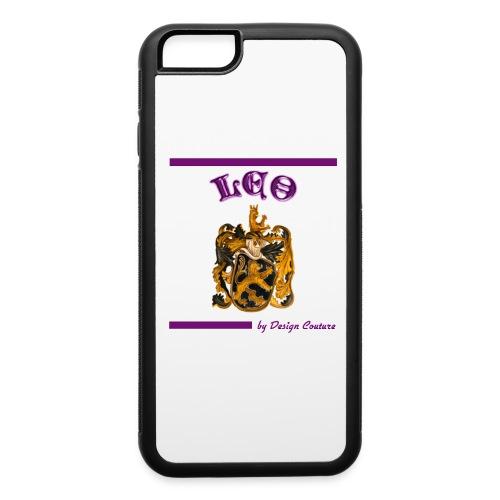 LEO PURPLE - iPhone 6/6s Rubber Case