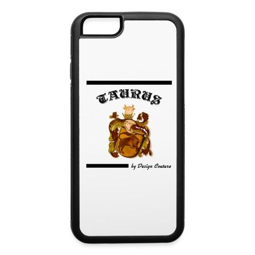 TAURUS BLACK - iPhone 6/6s Rubber Case