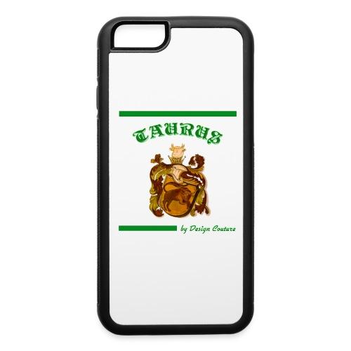 TAURUS GREEN - iPhone 6/6s Rubber Case