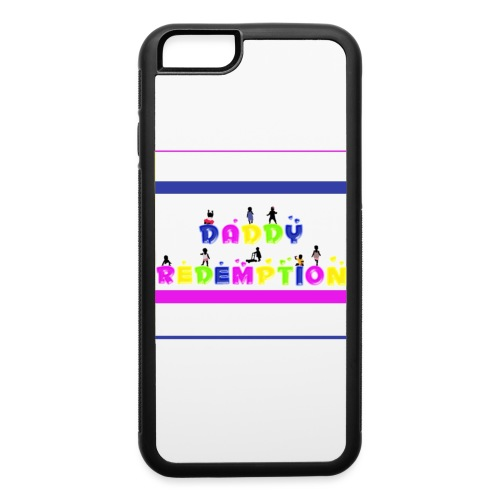 DADDY REDEMPTION T SHIRT TEMPLATE - iPhone 6/6s Rubber Case