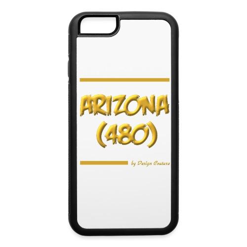 ARIZON 480 GOLD - iPhone 6/6s Rubber Case