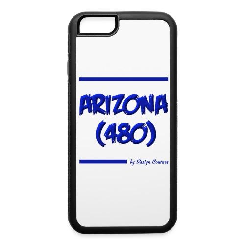 ARIZON 480 BLUE - iPhone 6/6s Rubber Case