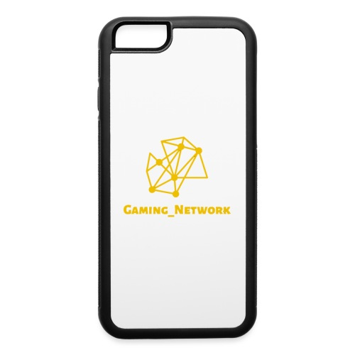 gaming network gold - iPhone 6/6s Rubber Case