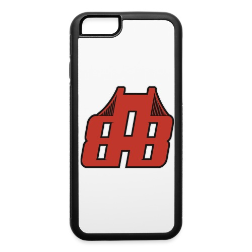 Bay Area Buggs Official Logo - iPhone 6/6s Rubber Case