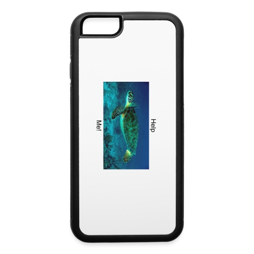 Help Turtles - iPhone 6/6s Rubber Case