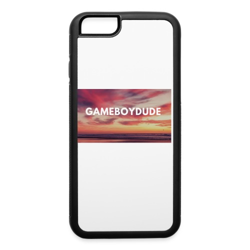 GameBoyDude merch store - iPhone 6/6s Rubber Case