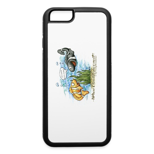 when clownfishes meet - iPhone 6/6s Rubber Case
