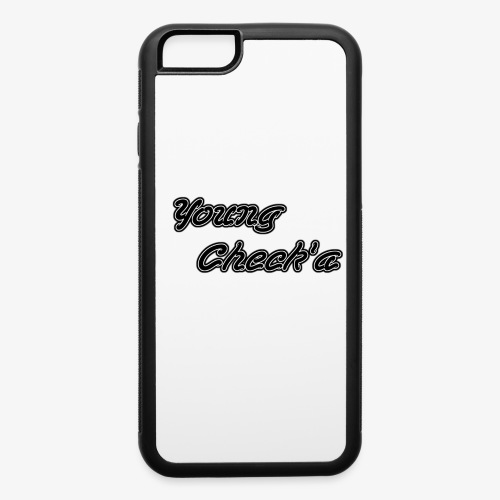 Young Check a Logo png - iPhone 6/6s Rubber Case